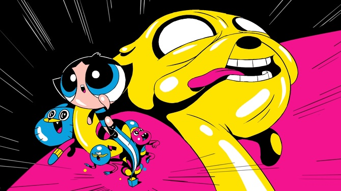 Cartoon Network - 25 Years - Benjy Brooke animation ...