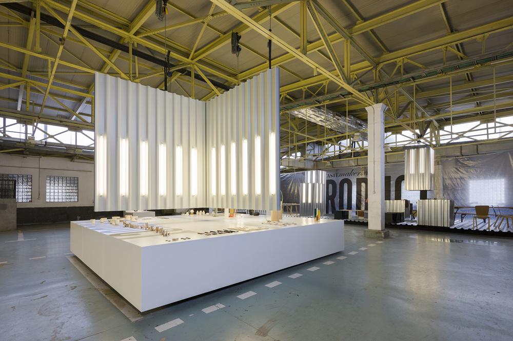 Romanian Design Week 2017 Expozitia Centrala / Main Exhibition   Attila KIM  U2022 Architects