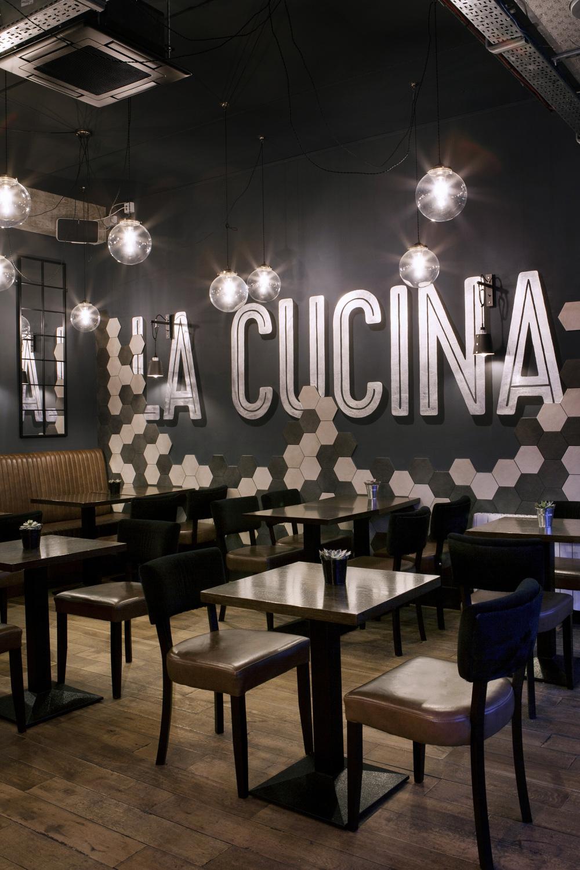 La Cucina Centro - Tullio.O Design